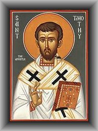 St Timothy the disciple